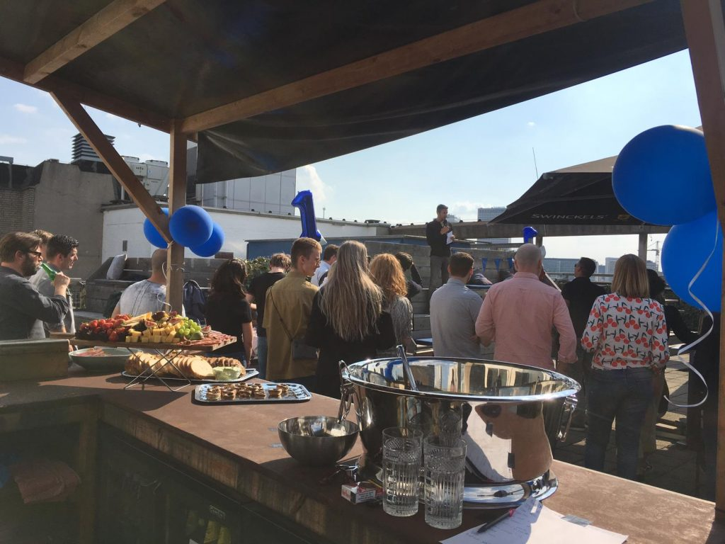 42workspace rooftop event space
