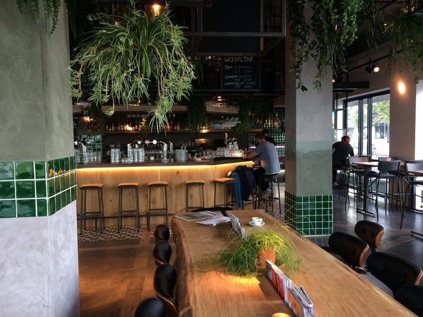 coworking space in rotterdam