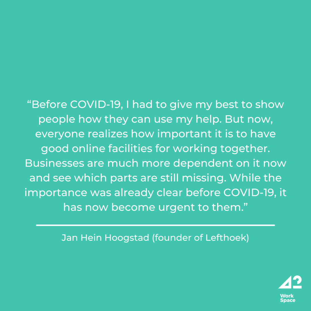 42workspace member quote
